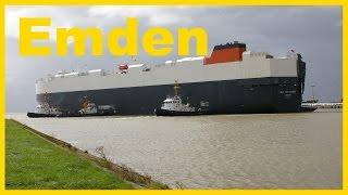 Wohnmobilstellplatz Nordsee Emden Aussenmole