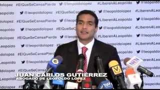 Juan Carlos Gutiérrez: #LaSalida es Constitucional