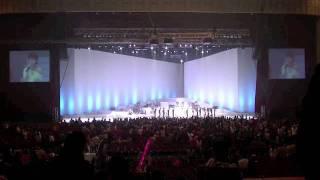 許茹芸 「如果雲知道」 LIVE  @上海《如果時光芸許》演唱會 2011.10.22