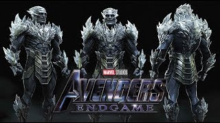Avengers: Endgame Nearly Included Updated Thor Enemy