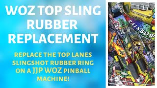 JJP WOZ Top Sling Rubber Ring Replacement