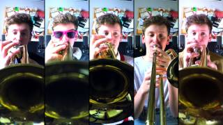 Rick Astley - Never Gonna Give You Up for Brass Quintet