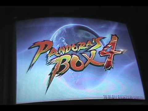 Pandora Box 4 SANDMAN