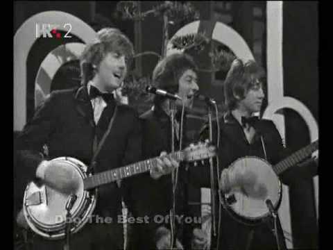 The Hollies - Do The Best You Can (Live 1968)