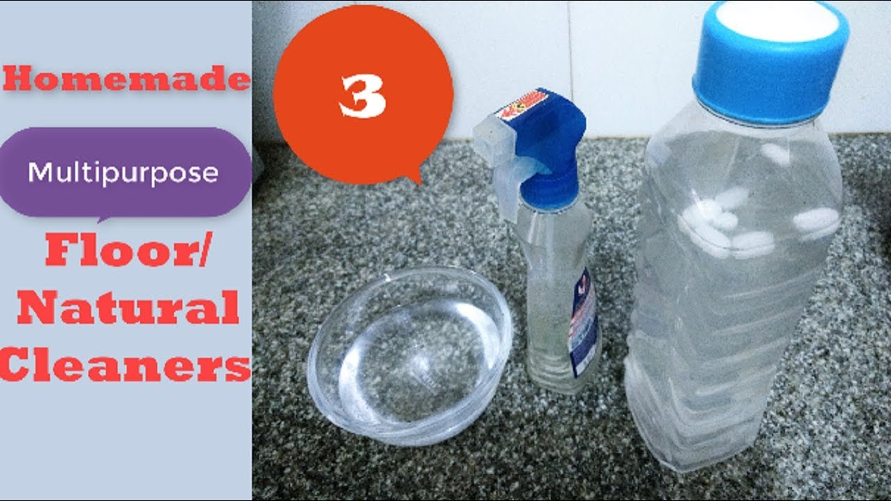 DIY Cleaners for Kitchen, Furniture and Floor - Make Your Own ...