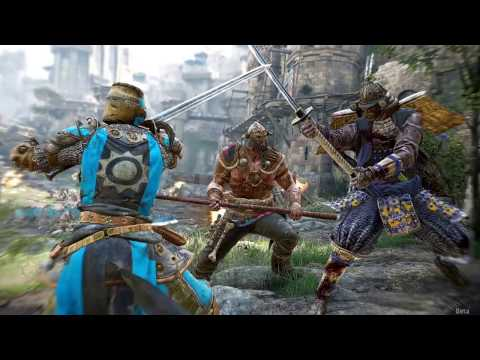 For honor beta I got mad skills just watch Free codes