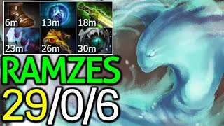Ramzes [Morphling] Dangerous waters 29 Kills 7.14 Dota 2