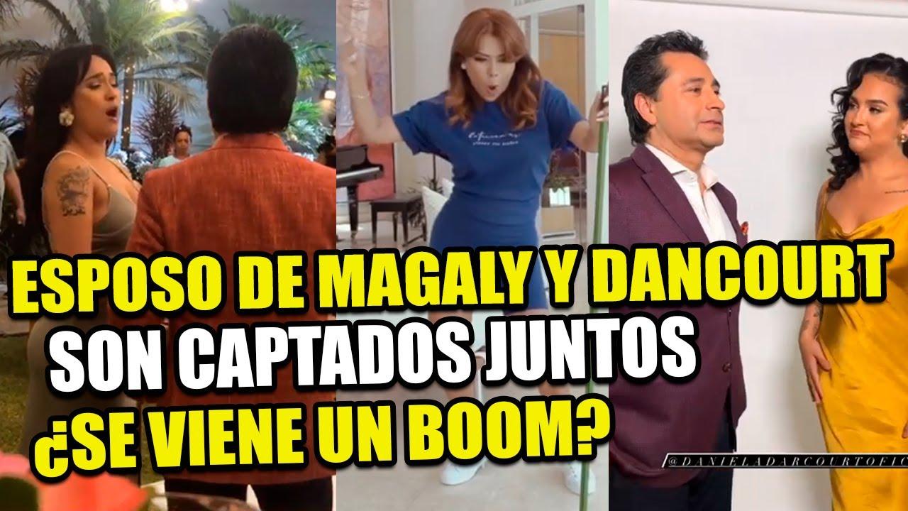DANIELA DARCOURT Y ALFREDO ZAMBRANO HARAN DUETO!!? - YouTube