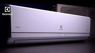 Инверторная сплит система Electrolux Viking Super DC Inverter(, 2018-02-19T06:15:47.000Z)