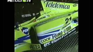 PRTeam Minardi F1 presentación Gaston Mazzacane en Bilbao
