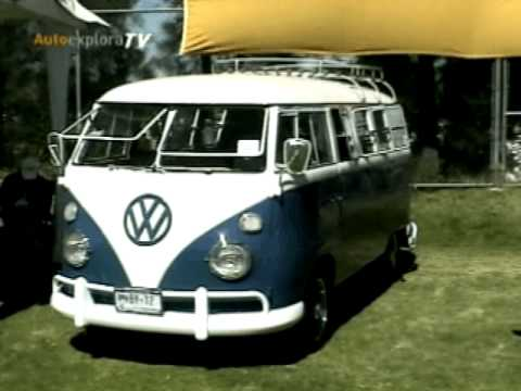 vw combi autoexplora tv autos cl sicos youtube. Black Bedroom Furniture Sets. Home Design Ideas