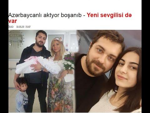 Covdet Sukurov Boşanıb...Yeni Sevgilisi