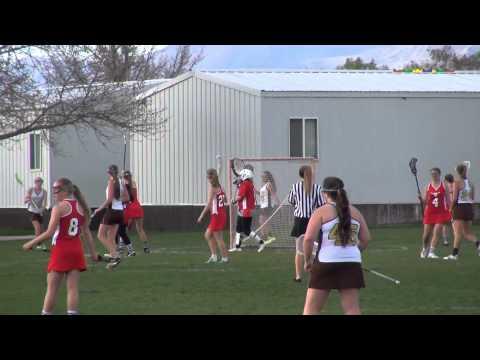 Davis Girls Lacrosse - JV Game 7 2014-04-18