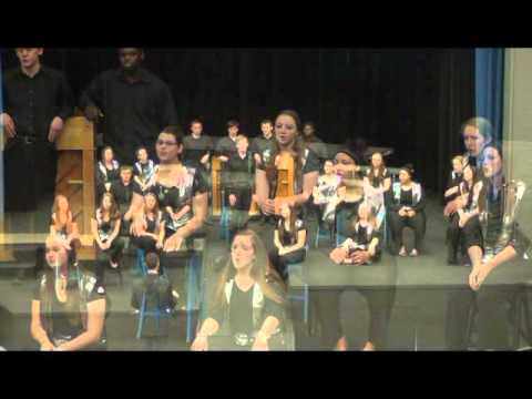 Drift Away arr. Deke Sharon Nashville Community High School Jazz Choir