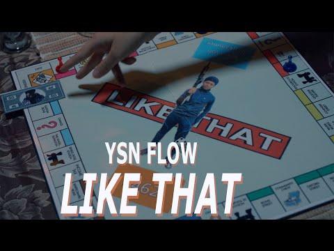 YSN Flow – Like That mp3 letöltés