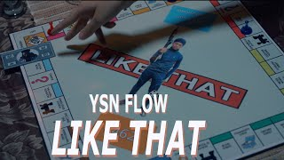 YSN Flow - Like That (Official Music Video)
