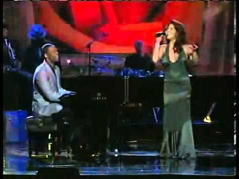 Ain't No Way - Brian McKnight & Shoshana Bean Lady of Soul Awards, 2005