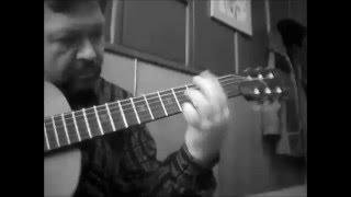 Поздний вечер в Сорренто на гитаре ноты и табы