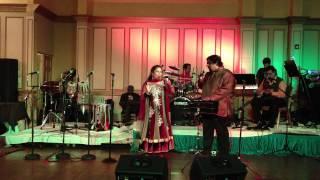 Roja Malare Rajakumari @ Swathi Music Night - Harini Vasudevan & Suresh