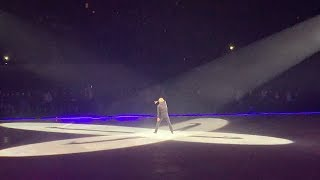 Выступление фигуристов на ледовом шоу в Армении -