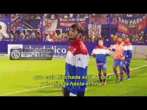 El ex Xeneize, Javier García le canta a Boca.