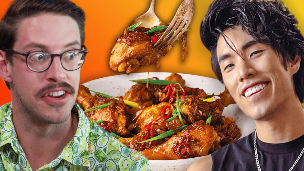 Try Guys Ultimate Filipino Food Taste Test