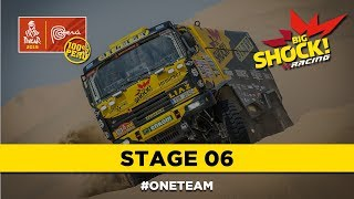 ETAPA 06 // DAKAR 2019 // BIG SHOCK RACING
