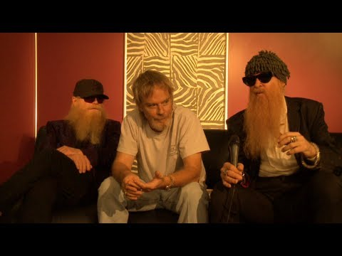 Tribute to Claude Nobs by ZZ Top
