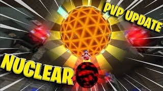 *PVP Update* 2V2 Draconic Nuclear Tower Defense - Minecraft Modded Minigame