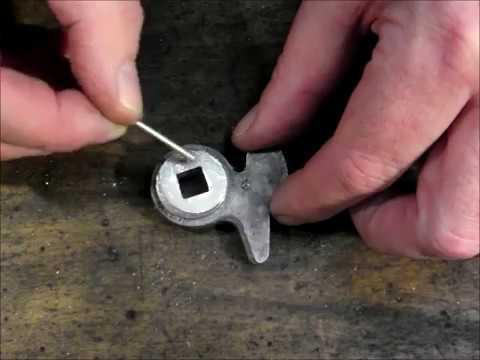 Ganz und zu Extrem Schloss Nuss abgerieben Reparatur Video 2 von 1 Video 1097 - YouTube @FG_79