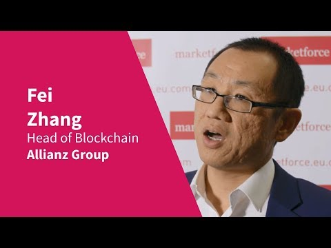Interview with Fei Zhang, Head of Blockchain, Allianz Group