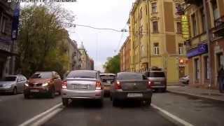 Уроки вежливости на дороге. Baran2Baran
