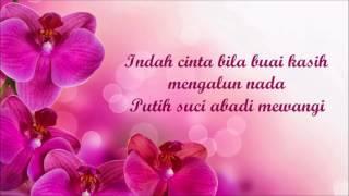 Lagu Romantis Tahun 90an Sgala Rasa Cinta - Fryda (Lirik)
