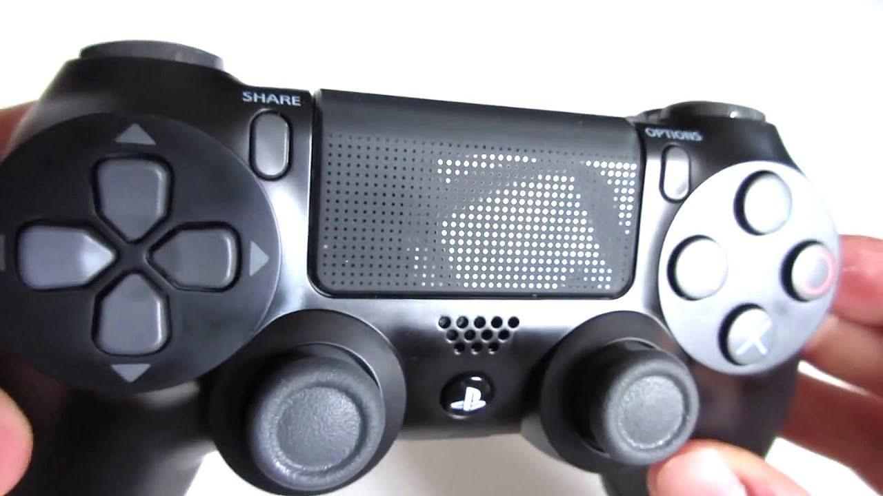 how to change dualshock 4 channel