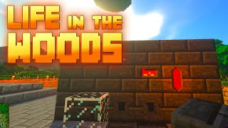 🔨 Minecraft 09 | Die Schmiede brennt | Back to Nature | Life in the Woods Gameplay thumbnail