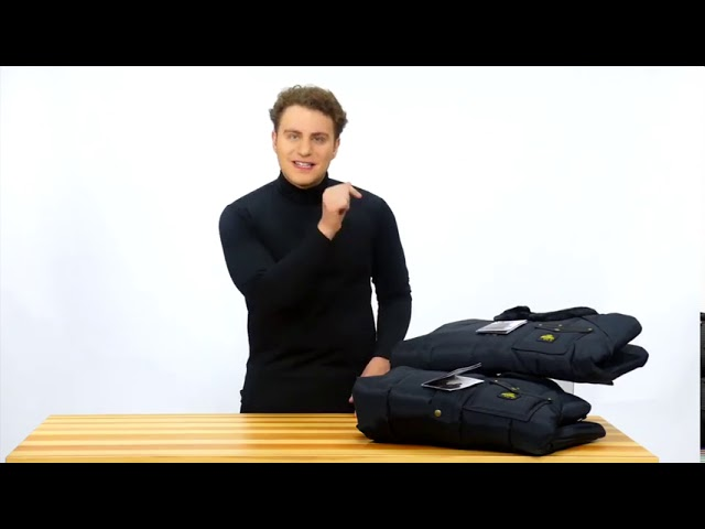 Product Video - RefrigiWear - Iron Tuff Jacket⠀