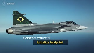 homepage tile video photo for True Collaboration 3 - episode 10: Gripen's Logistical Flexibility