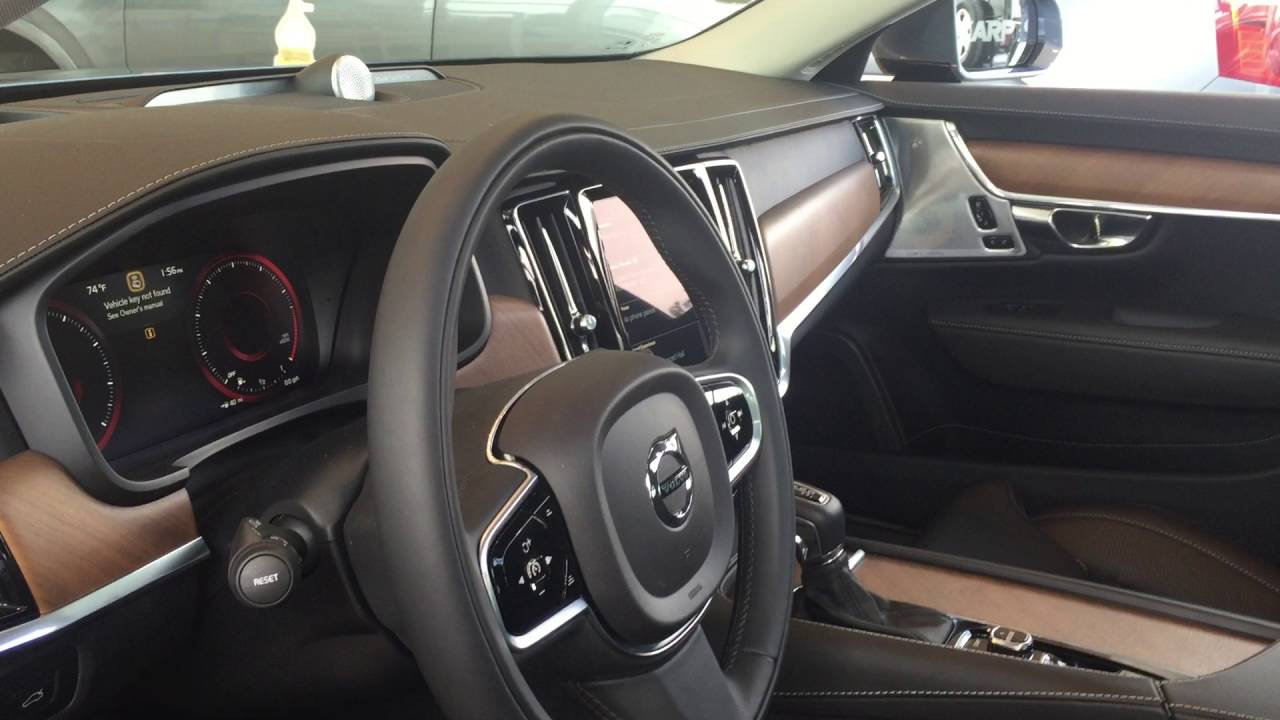 S90 All New Volvo Luxury Sedan - YouTube