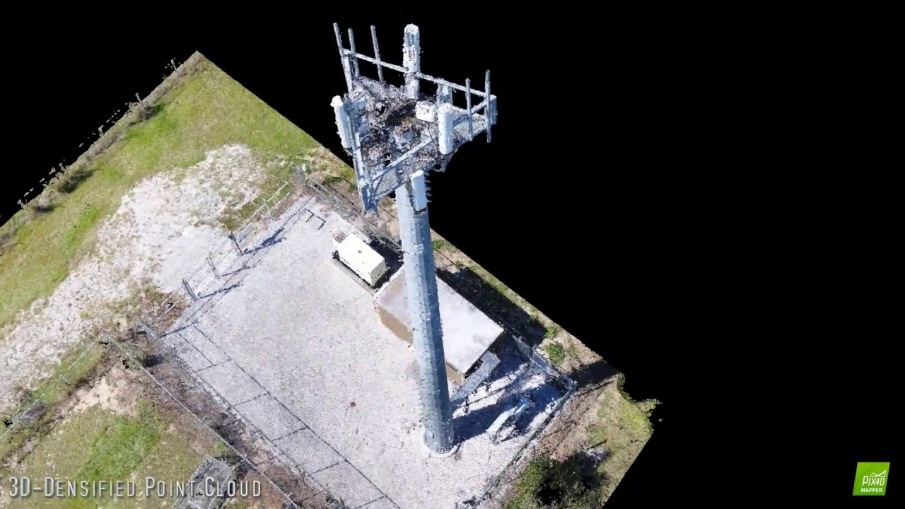 Cell Tower Project Pix4d