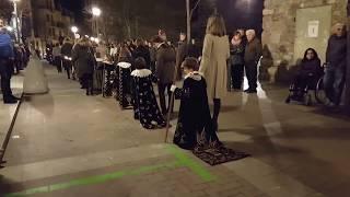 Processó de la Passió del Senyor. La Seu d'Urgell