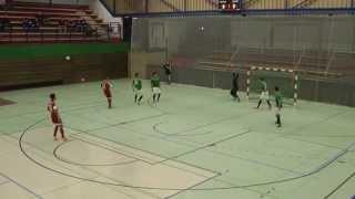 Hamburger SV Futsal - FUTebol de SALao Bremen (Finale, Norddeutscher Futsal-Pokal 2015)
