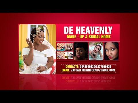 Bridal, Make Up and Beauty Salon Banner Design | Photoshop Tutorial