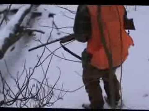 Rabbit Hunting In Indiana  2013