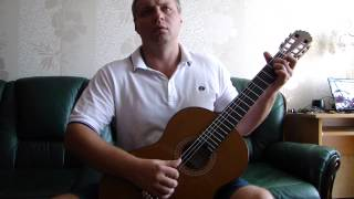 Stairway to heven (Led Zepplin) - Sergey Gnedoy