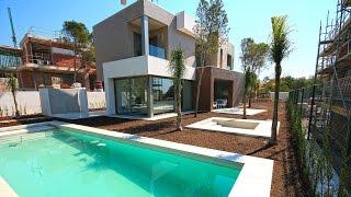 Недвижимость в испании дома с видом на море