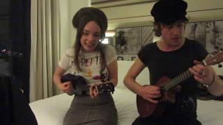 The Clash - I Fought The Law - Darling BOY & Emily Capell ukulele cover
