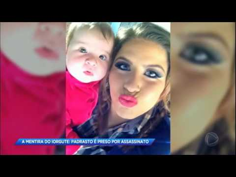 Padrasto confessa que matou bebê por causa do choro da criança