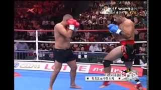 Gökhan Saki vs Rick Cheek full video★★★★★ K-1 World GP Hawaii Quarter Finals KO Djeserfonsonnefes