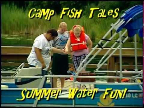 Camp Fish Tales Water Fun