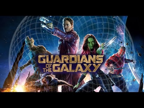 Guardians of the Galaxy. Conscious Movie Review - The Heroes Journey and an Esoteric Story...